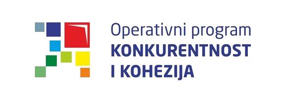 Logo konkurentnost i kohezija